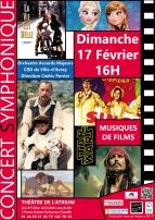 Concert musique de films