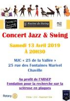 Concert Jazz et Swing