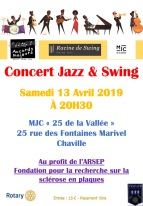Concert Jazz et Swing